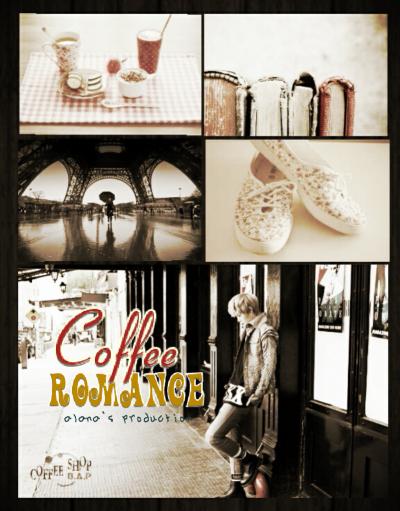 Coffe Romance-alana